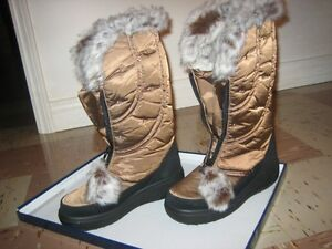 Brand New Pajar Tex Boots in  Bronze Colour--Beautiful! London Ontario image 5