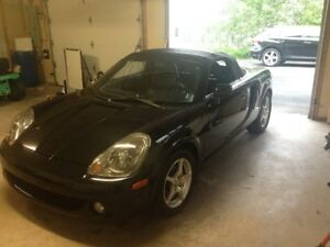 2003 Toyota MR2 Convertible