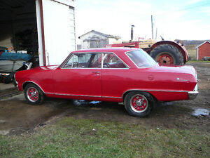 1965 Canso Sport Coupe