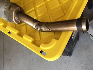 Honda 450r stock pipe