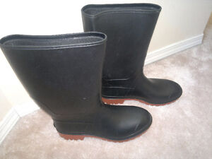 Rubber Boot size 10