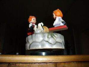 Raggedy Ann and Andy Music Box