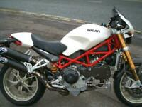 2006 DUCATI MONSTER S4RS Testastretta 999
