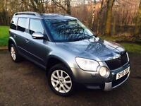 2010 Skoda Yeti 2.0 TDI CR Elegance Station Wagon 5dr Diesel Manual 4x4