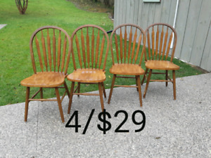 Dining Chairs *Delivery Available*