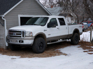 2007 F350 King Ranch