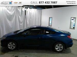 2013 Honda Civic LX   - $132.10 B/W