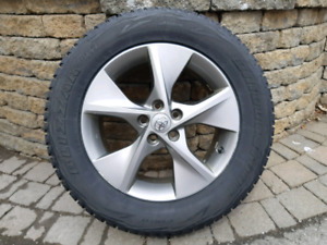 """Roues 18"""" Camry SE"""