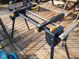 Mitre Saw Stand Table