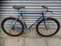 GITANE SINGLE SPEED BIKE REYNOLDS 531 SIZE 54CM