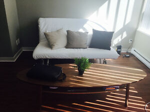Yaletown furnished one bedroom available June.1st or sooner