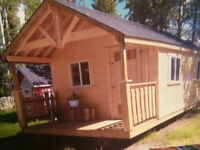 New built 12x20 Cabin for sale