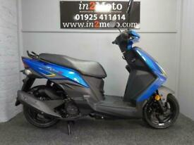 SYM ORBIT 125cc EURO 5 NEW FOR 2021