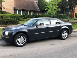 Car - Chrysler 300 Touring Model with winter tires incl.