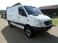 2011 Mercedes Sprinter 4X4 3.0TD 319CDI MWB, WORKSHOP, UTILITY, MAINTENANCE VAN