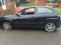 Seat ibiza cupra 1.9tdi highly modified stage 3 ready