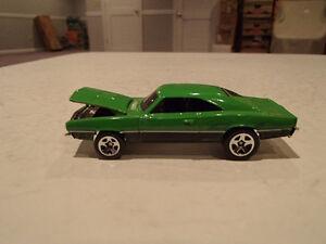 LOOSE Hot Wheels 69 Dodge Charger - Team: Muscle Mania Sarnia Sarnia Area image 2