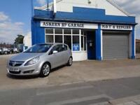 2008 Vauxhall Corsa 1.4i SXi 5DR,74,000 MILES,SERVICE HISTORY,AIR CONDITIONING