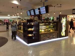 modern juice bar INSIDE FOOD COURT.Cheapest rent + FREE TRAINING Seven Hills Blacktown Area Preview