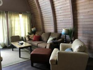 sylvan lake furnished cottage april1-may 31
