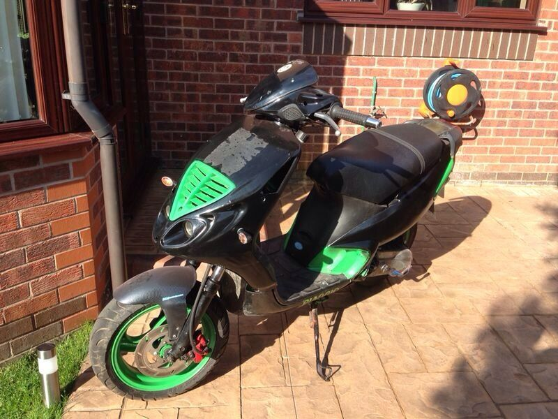 piaggio nrg 125 172 180 not gilera runner zip sp rs ped | in