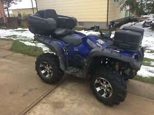 2007 YAMAHA GRIZZLY 700FI - GREAT BIKE