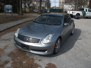 2006 Infiniti G35 Coupe (2 door) CERTIFIED E-TESTED !!!!!!!
