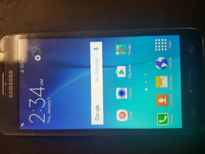 Samsung cell phone with bell