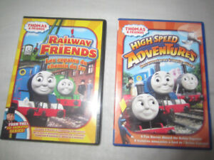 DVD enfants Thomas le petit train Thomas & Friends