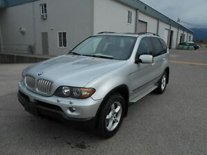 2006 BMW X5 AWD Auto 112000KMS