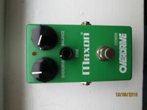 Maxon OD808 Overdrive MINT!