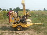 6 inch wood chipper for rent