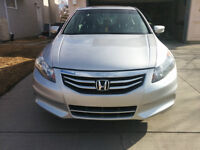 2012 Honda Accord EX-L WITH NAVIGATION Sedan