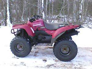 2004 Kawasaki 4 Wheeler