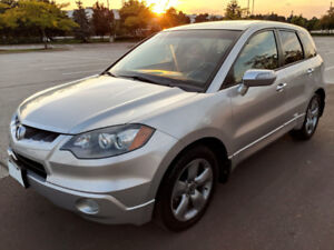 2007 Acura RDX | One Owner | 4DR | SUV | AWD | Accident Free,ONT