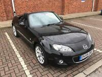 2009 59 Black Mazda MX-5 2.0 Roadster Sport Tech
