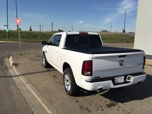"""""""Rugged Cover"""" Roll Up Tonneau Cover"""