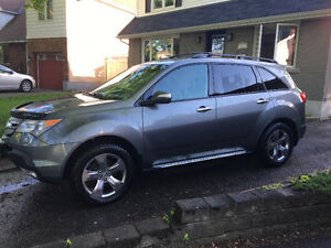 WOW!  2008 Acura MDX ELITE SUV, Crossover