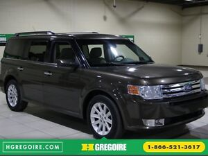 2011 Ford Flex SEL 7 PASSAGERS