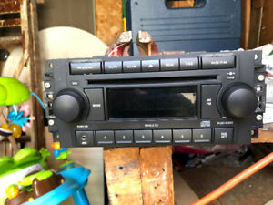 Radio Dodge / chrysler / jeep original