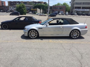 2004 BMW M3 155000kms 6 vitesses Coupe (2 door)