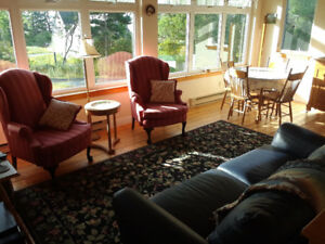 Cosy home, ideal for one or two folks, ocean view