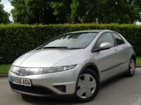 2006 Honda Civic 1.4i-DSI SE**NEW SHAPE + 1 OWNER FROM NEW + MOT APRIL/19**
