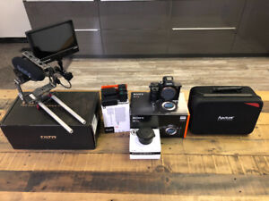 Sony A7RII Video Package
