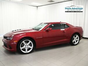 2015 Chevrolet Camaro SS - 6.2L V8 Power!  Sunroof, Bluetooth an