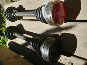 VW MK1 Rabbit Cabriolet Drive Shafts