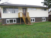 3 bedroom main floor in North Battleford
