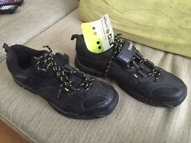 Shimano cycling shoes size 44