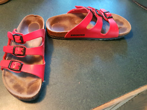 Birkenstocks-ladies size 37