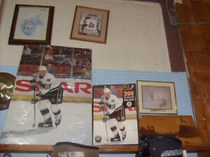 """22""""x35"""" Gretzky Puzzle Assembled, Shrink Wrapped w Box (as is)"""